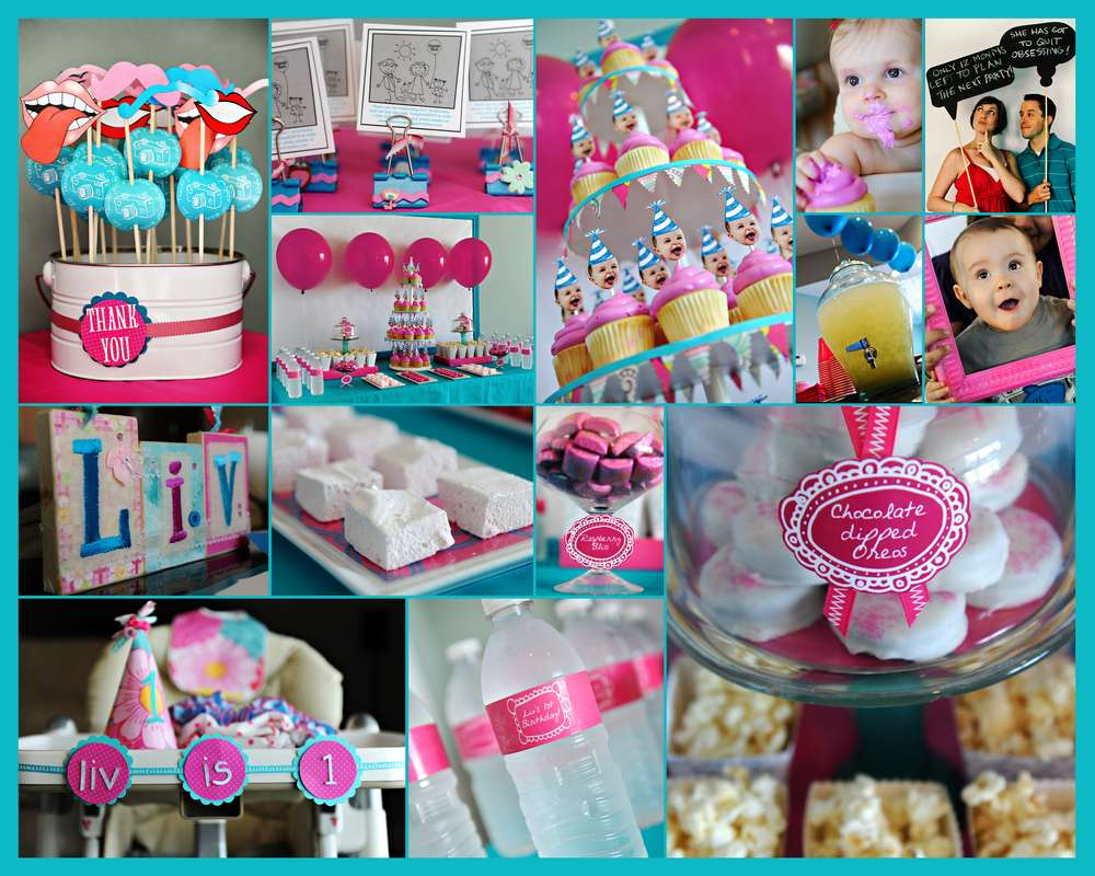 Photography Birthday Party Ideas | Photo 1 of 13 | Catch ...