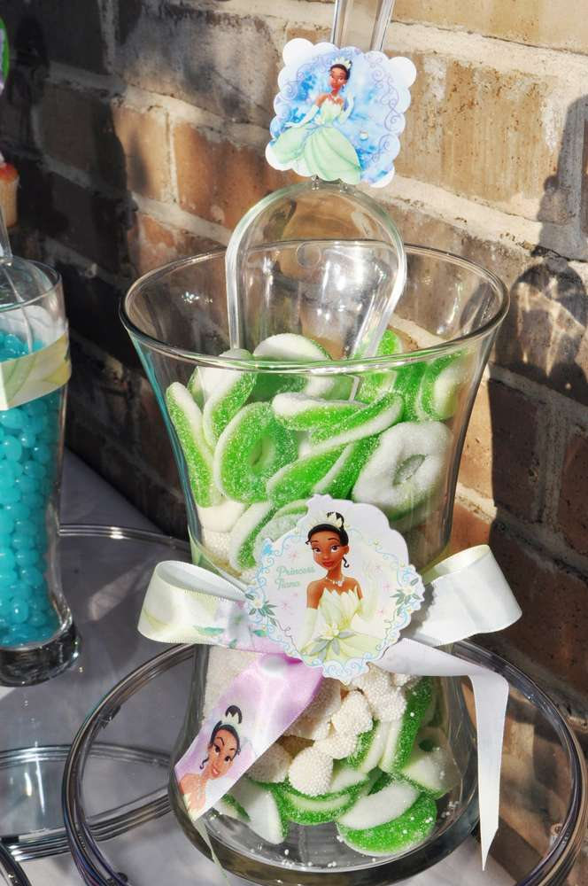 Princess Amp The Frog Birthday Party Ideas Photo 7 Of 26