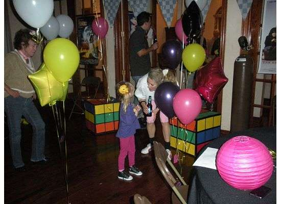 80 S Themed 30th Birthday Birthday Party Ideas Photo 5