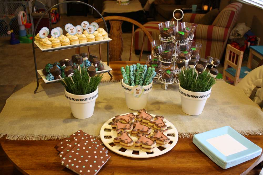 Baby Shower Party Ideas | Photo 8 of 10 | Catch My Party