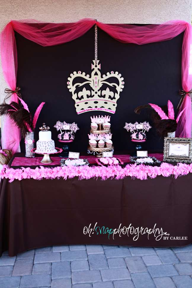 Princess Birthday Party Ideas