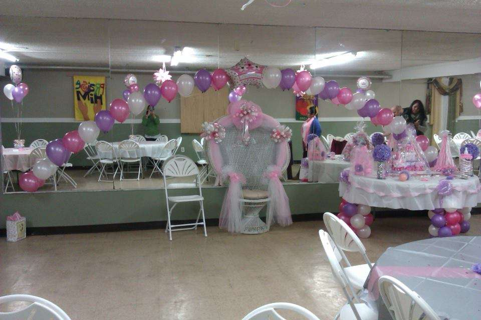 new little princess baby shower party ideas photo 10 of 17 catch