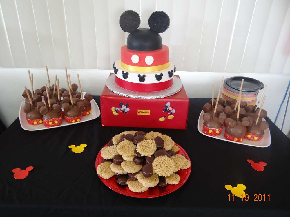 mickey mouse baby shower party ideas photo 1 of 29 catch my party