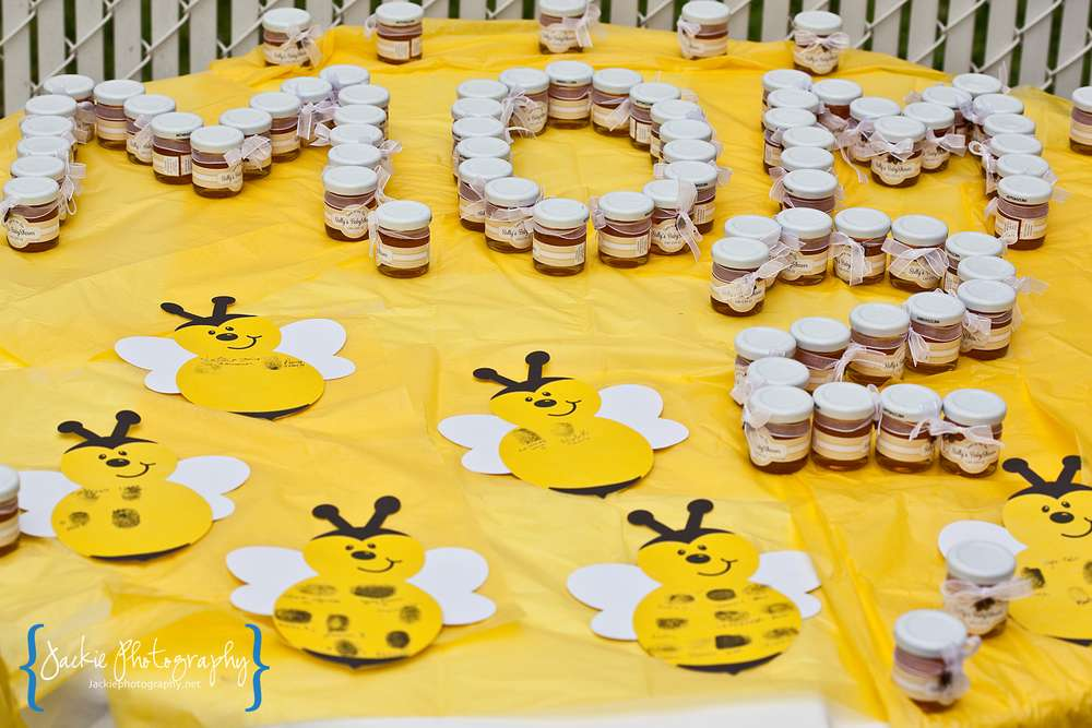 to ideas best bumble bees shower images first party on baby bee supplies mommy theme themes birthday balloons