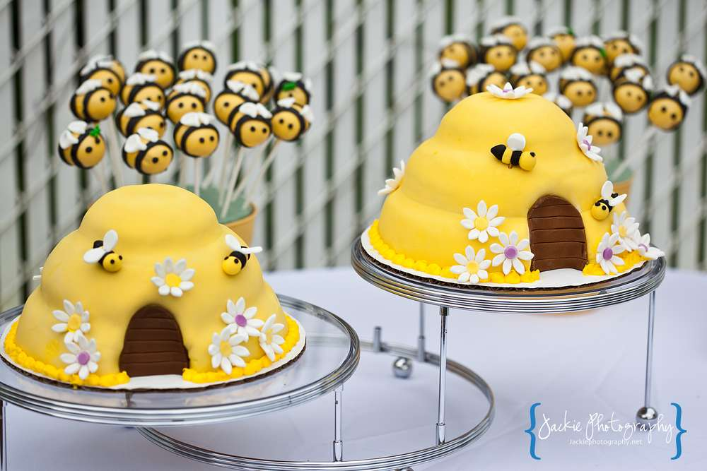 Bumble Bee Baby Shower Party Ideas