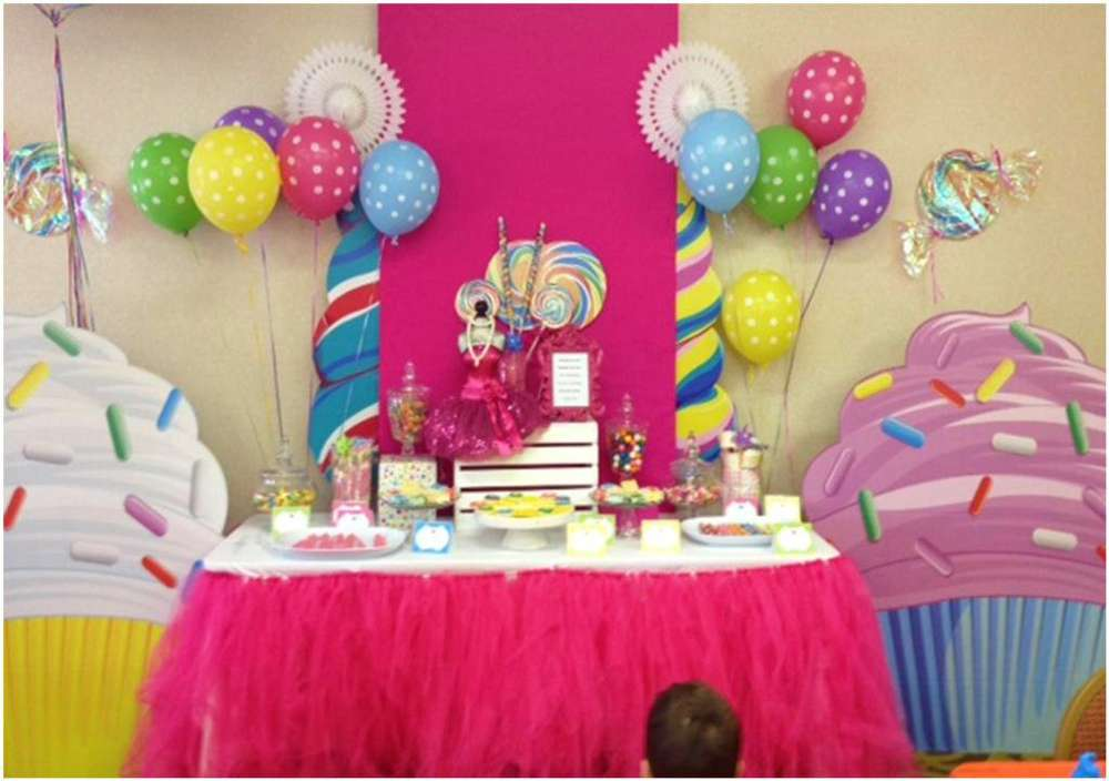 Candy Land Birthday Party & Candy Candyland Candy Land Birthday Party Ideas | Photo 1 of 13 ...