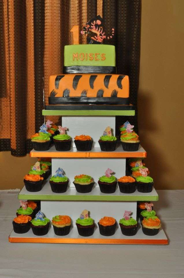 Tigger birthday party ideas photo 1 of 20 catch my party filmwisefo