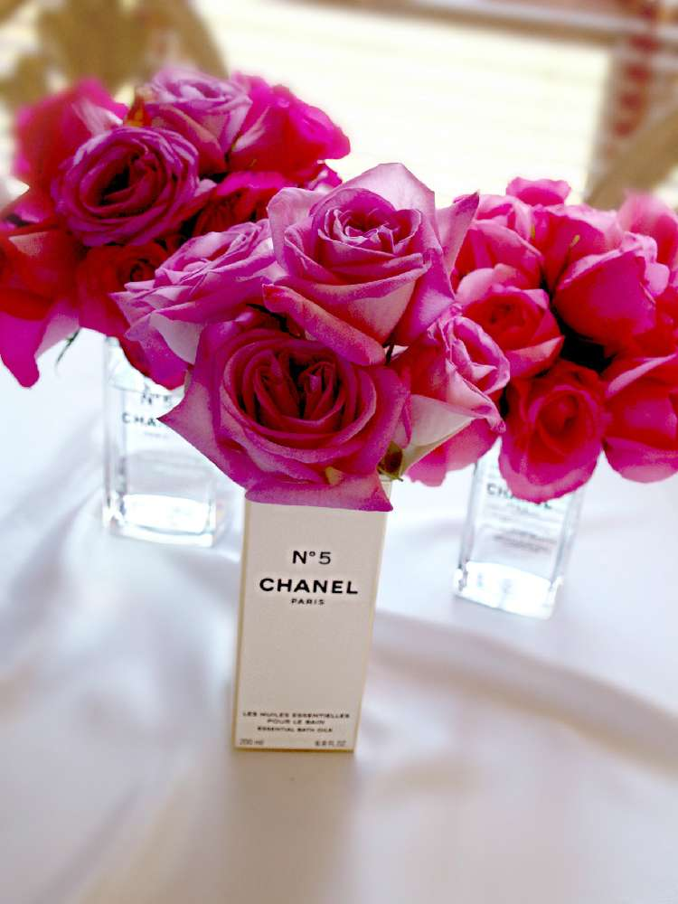 Coco Chanel Birthday Party Ideas Photo 4 Of 24 Catch