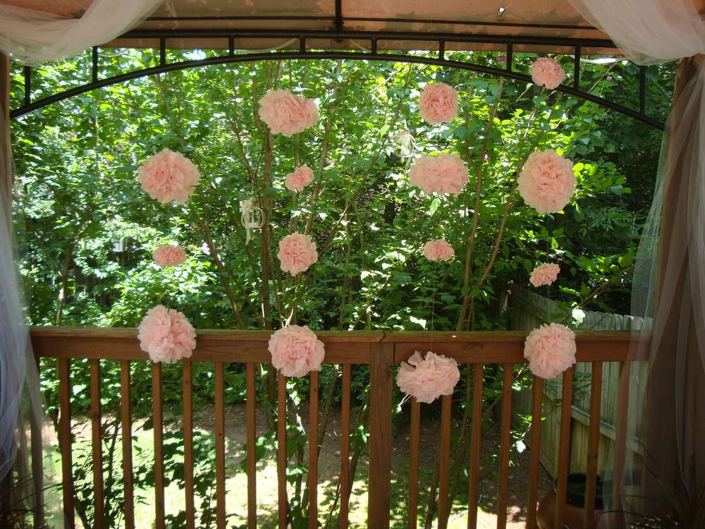 wedding rehearsal decorations pink and white summer affair wedding ideas photo 8 9916