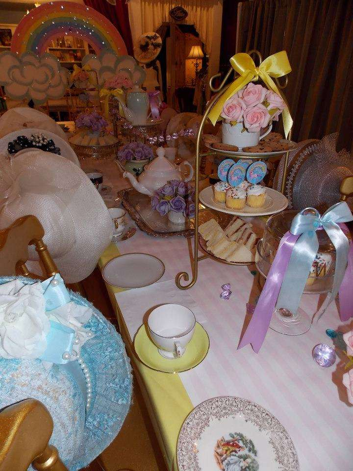 Unicorns Tea Party Party Ideas Photo 1 Of 10 Catch My