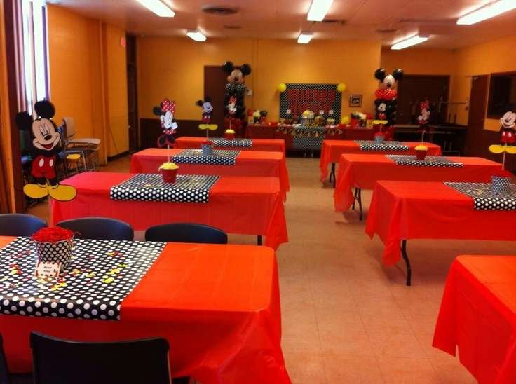 My 5 Year Olds Birthday Party