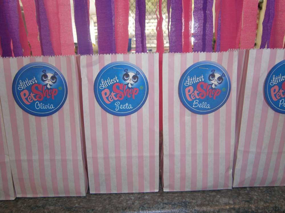 Littlest Pet Shop Birthday Party Ideas | Photo 7 of 34 | Catch My ...