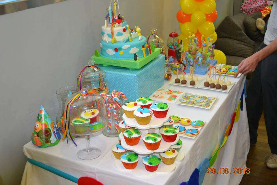 Baby Tv Birthday Party Ideas Photo 2 Of 9 Catch My Party