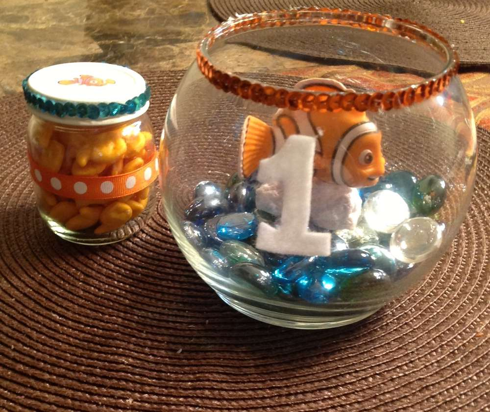 Previous & Finding Nemo Birthday Party Ideas | Photo 3 of 10 | Catch My Party