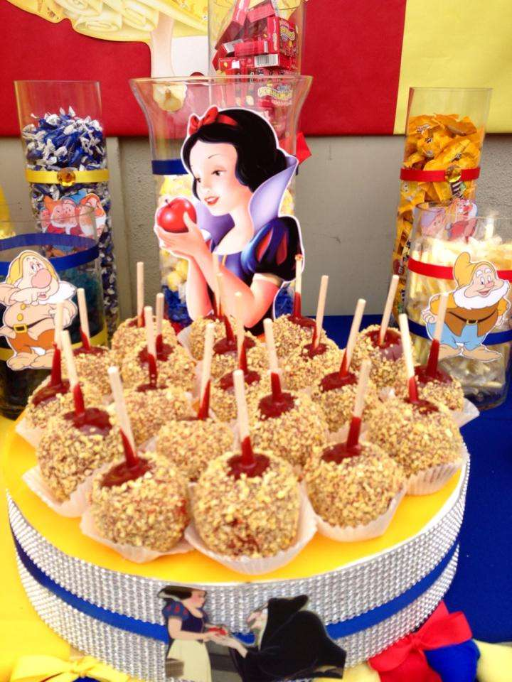 Snow white birthday party ideas photo 2 of 6 catch my party