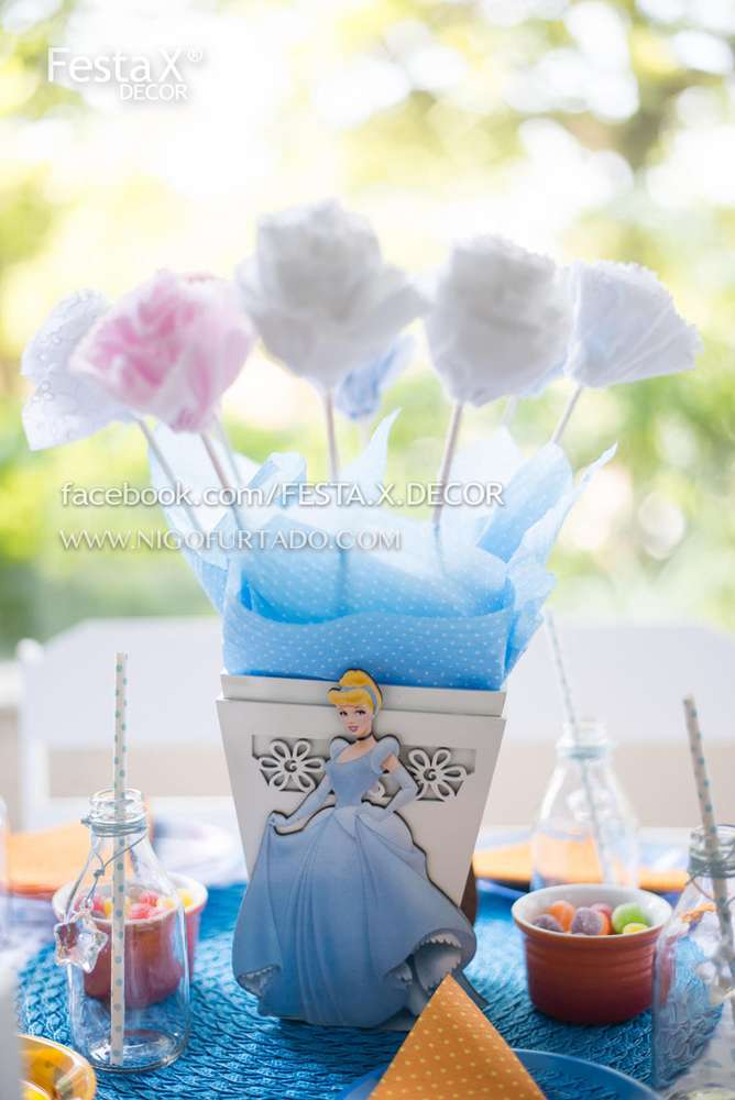 Vintage Cinderella Birthday Party Ideas