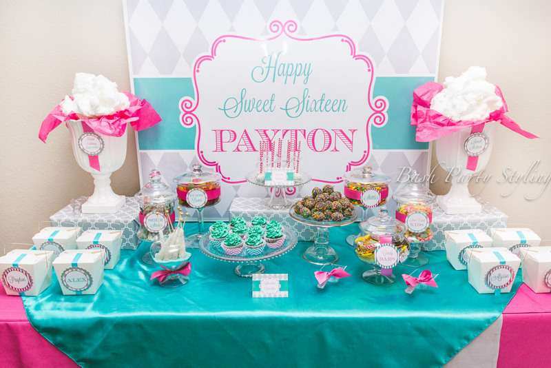 Paytons Sweet 16 Learn More About This Party