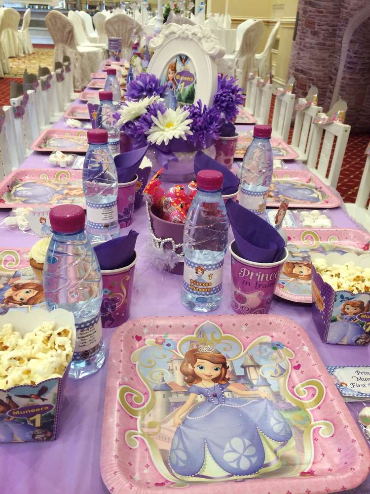 : princess table setting - Pezcame.Com