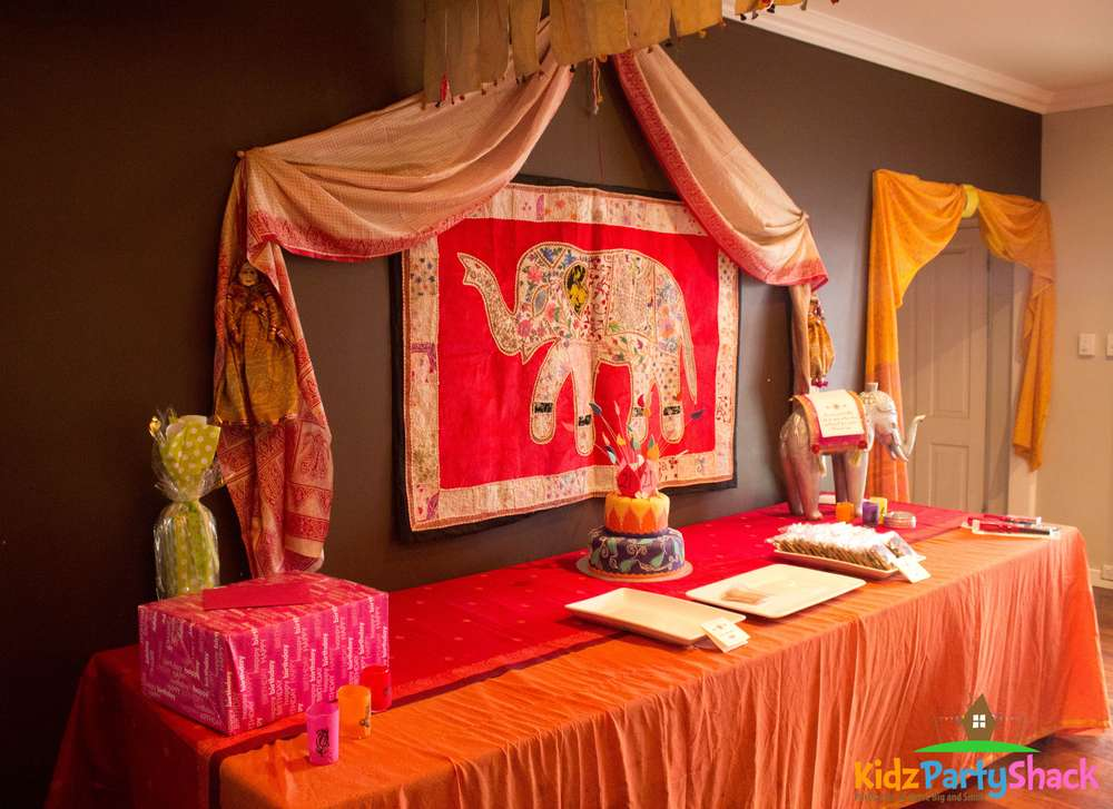 Bollywood Birthday Party Ideas Photo 1 Of 15 Catch My