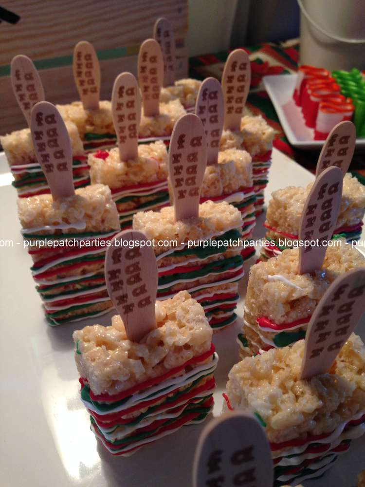 A Christmas Story Christmasholiday Party Ideas Photo 11 Of 16