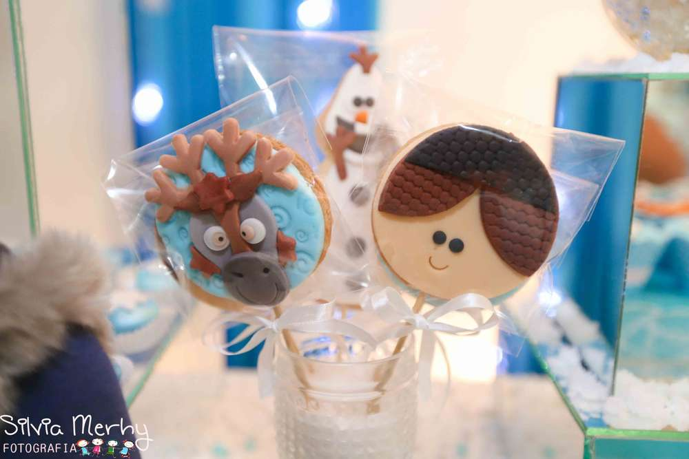 Frozen Birthday Party Ideas | Photo 19 of 50 | Catch My Party