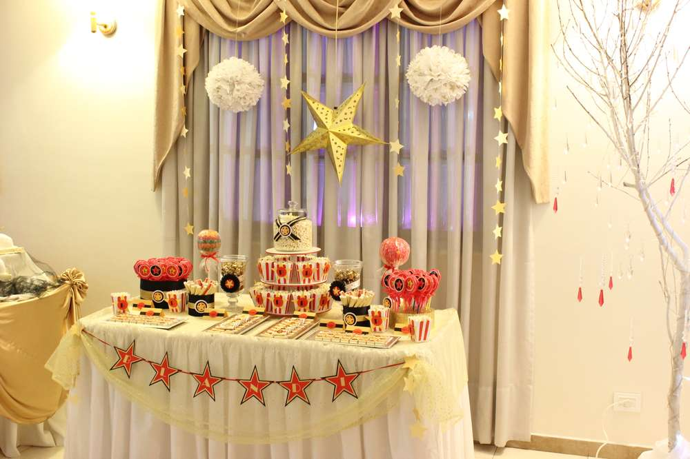 Gold And White Quinceañera Party Ideas Photo 7 Of 8 Catch My Party