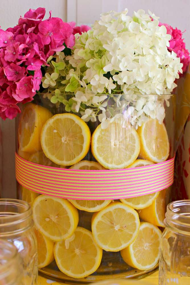 Pink lemonade birthday party ideas photo of catch