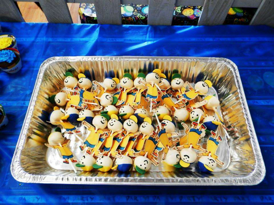 Caillou Birthday Party Ideas Photo 2 of 13 Catch My Party