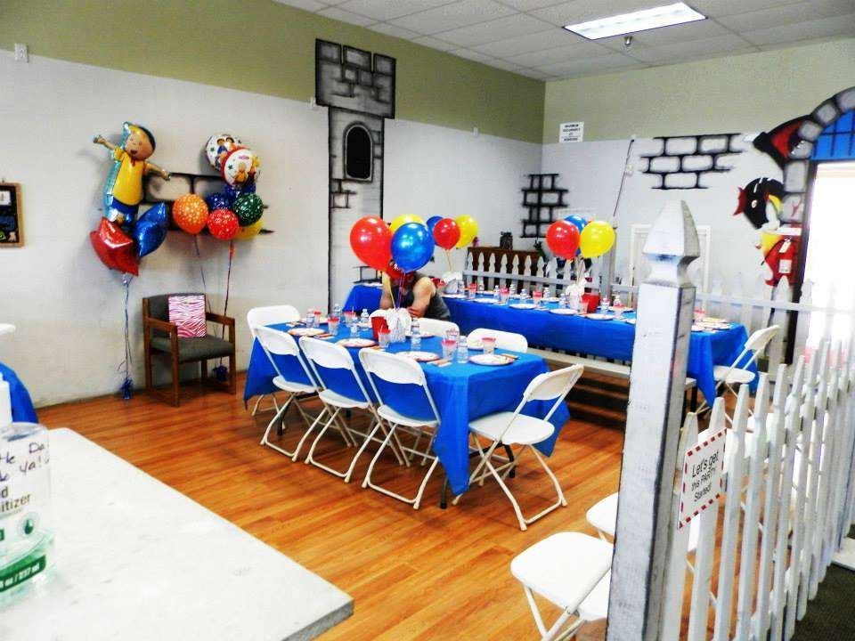 Caillou Birthday Party Ideas Photo 9 of 13 Catch My Party