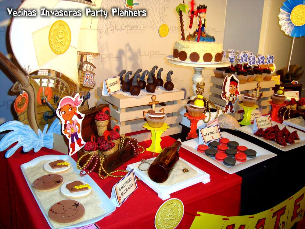 Decorating Ideas > Jake And The Neverland Pirates Birthday Party Ideas  ~ 025644_Birthday Party Ideas Jake And The Neverland Pirates