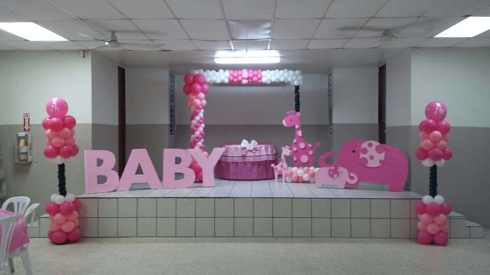 Pink Safari Baby Shower · Learn More About This Party? Previous