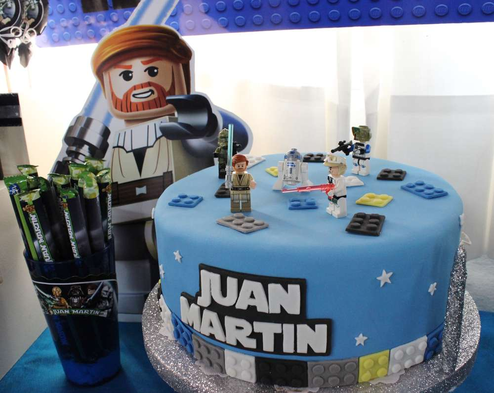 Amato Star Wars Birthday Party Ideas | Photo 8 of 12 | Catch My Party JC77