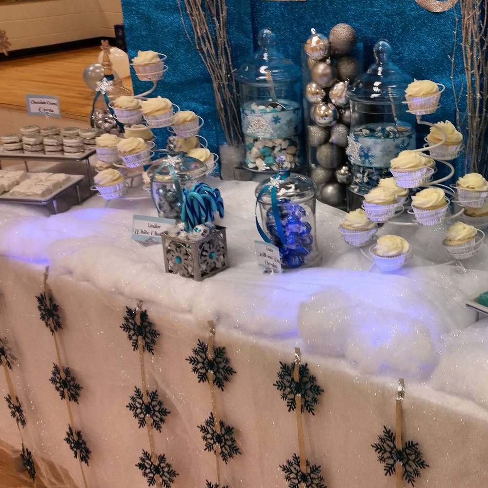 Working In A Winter Wonderland Office Party Party Ideas