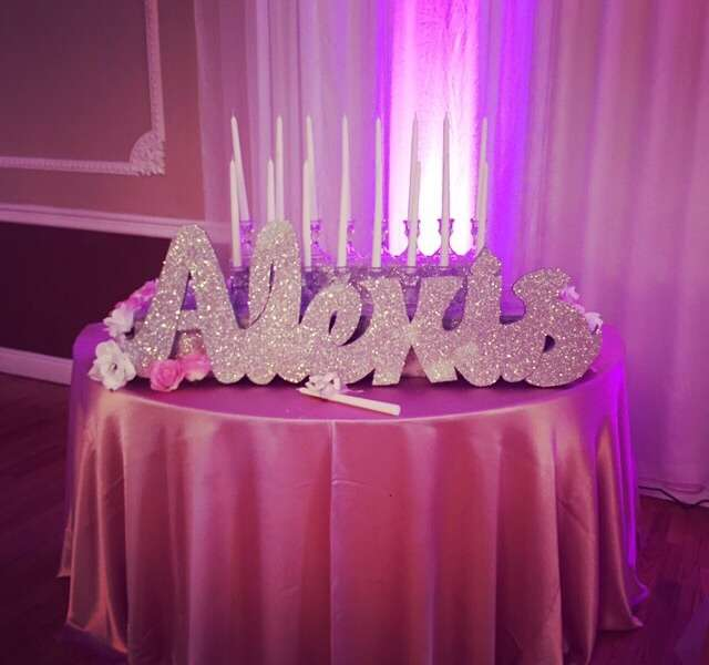 Pink Princess Sweet 16 Birthday Party Ideas Photo 9 Of 57 Catch