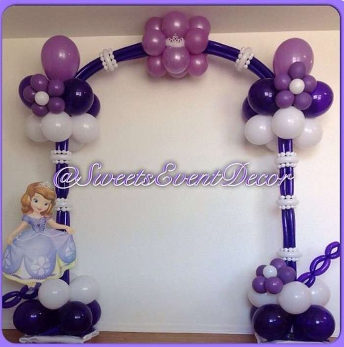 Sofia The First BDay Party