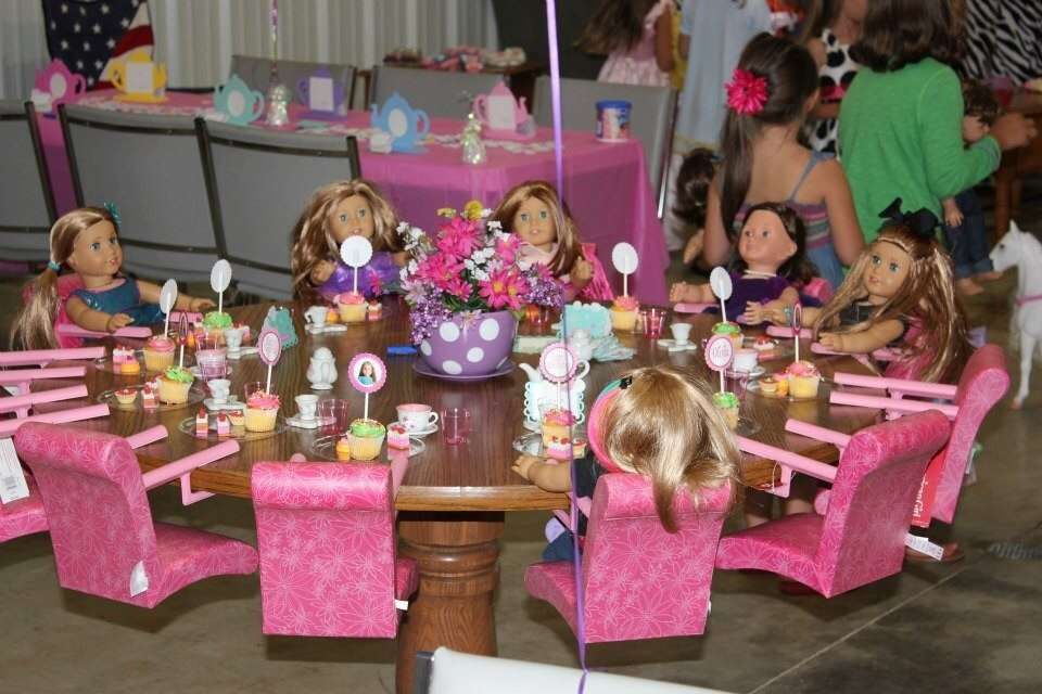Girls tea party in ohio 9