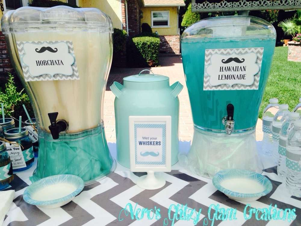 little man baby shower party ideas photo 1 of 34 catch my party