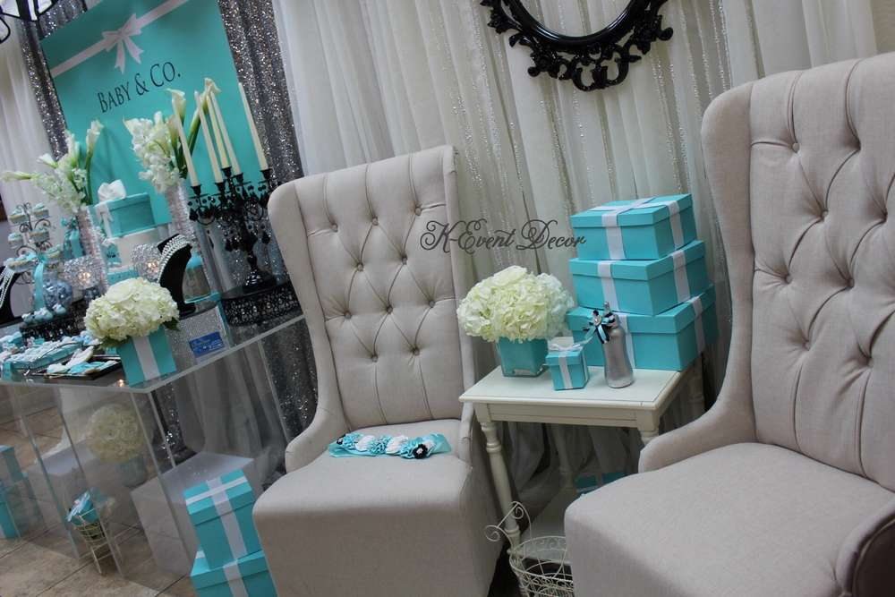 Tiffany\'s Baby Shower Party Ideas | Photo 6 of 17 | Catch My Party