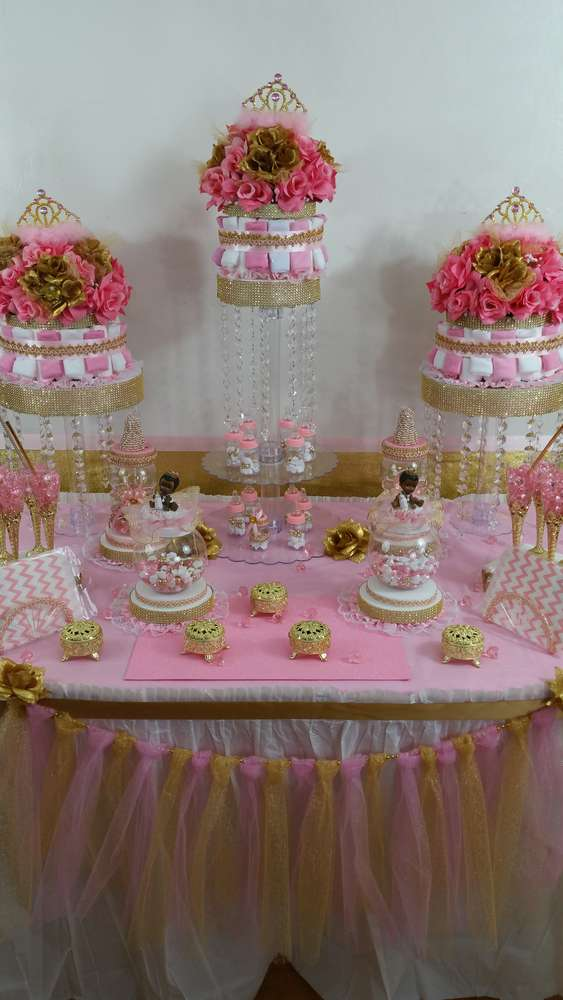 Princess Baby Shower Party Ideas Photo 1 Of 7 Catch My