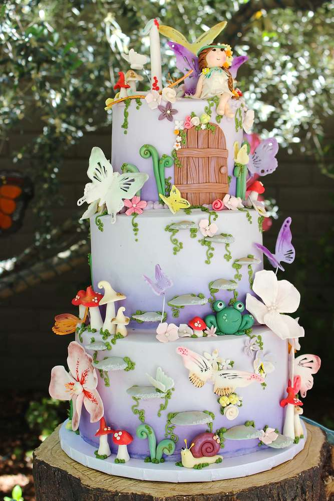 Fairy Tale Birthday Party Ideas Photo 7 of 43 Catch My