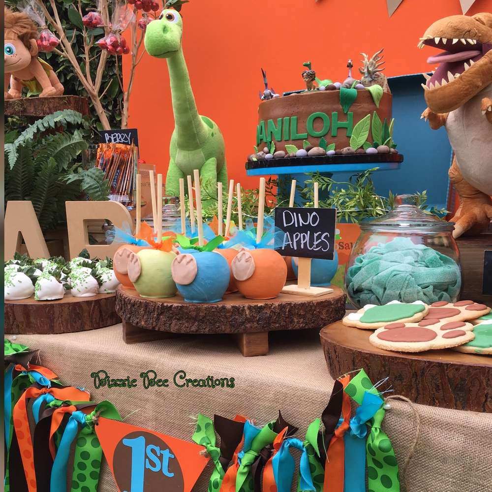 Good Dinosaur Birthday Party Ideas