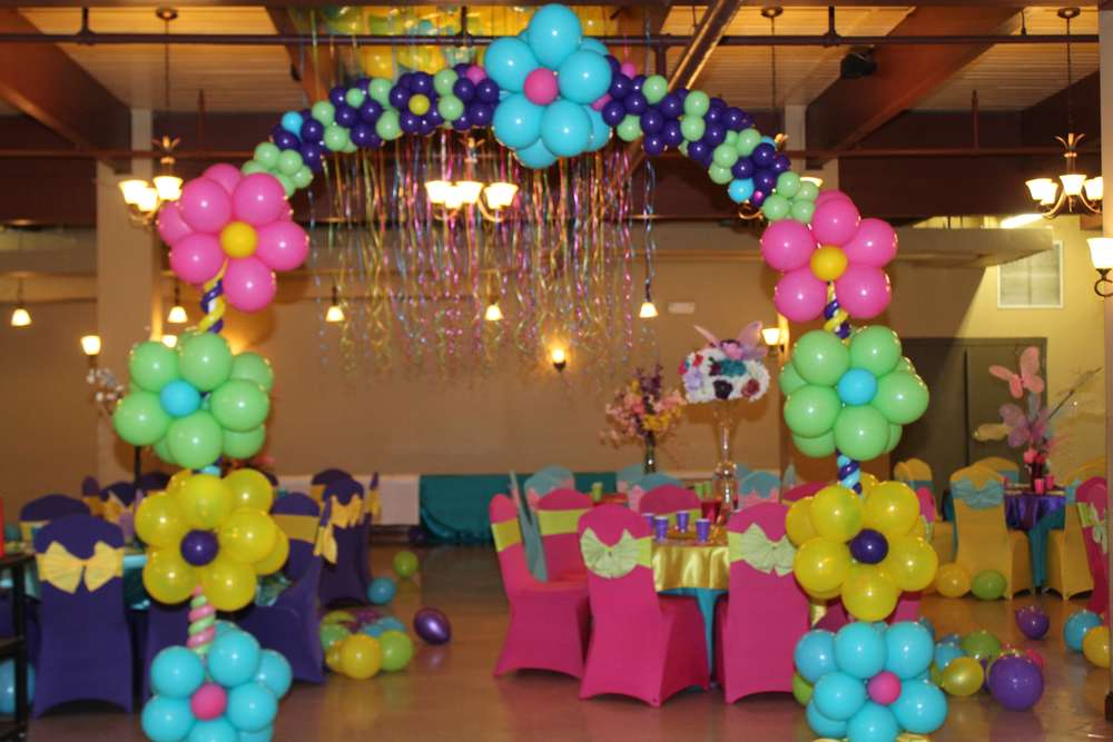 Butterflies Celebration Of Life Party Ideas Photo 1 Of
