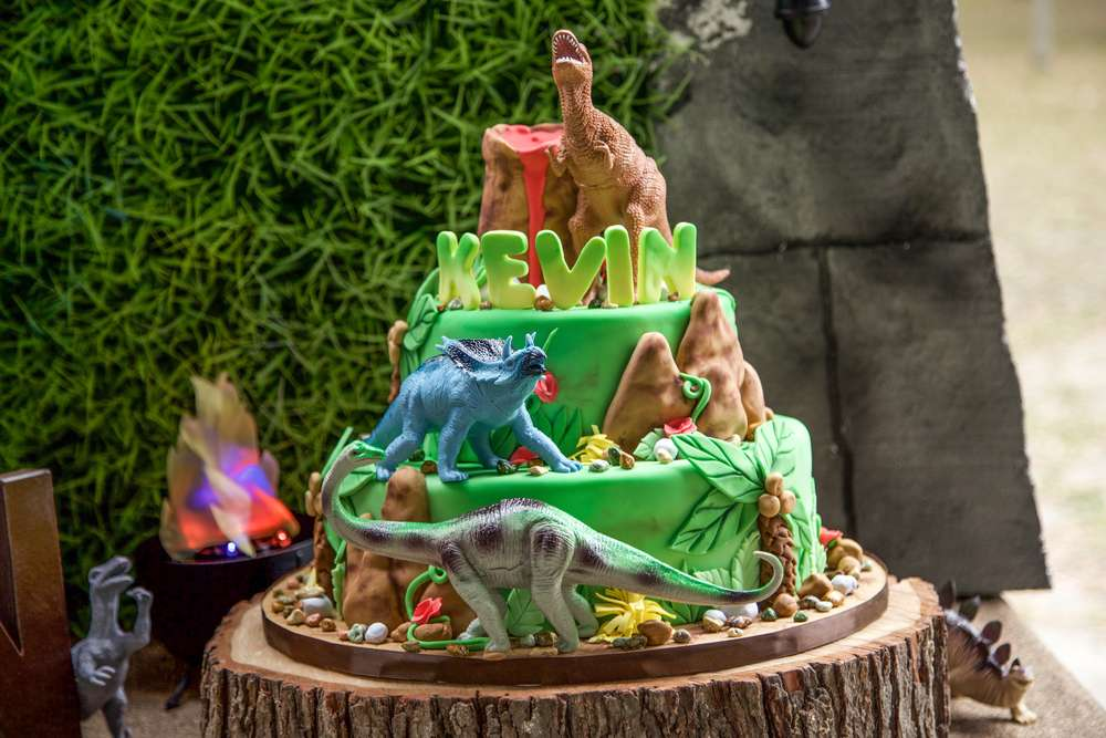 Jurassic World Birthday Party Ideas Photo 7 Of 16