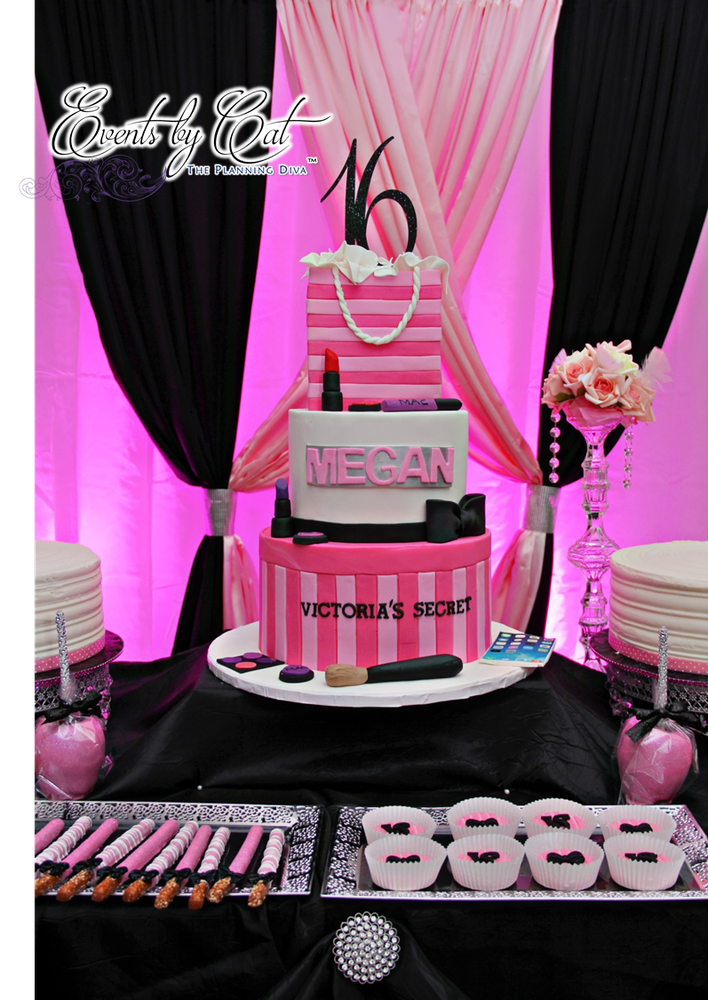 Very best Victoria's Secret Themed Birthday Party Ideas | Photo 1 of 20  FO07