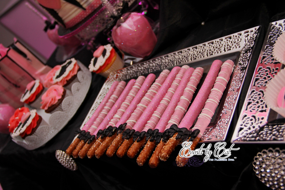 Victoria S Secret Themed Birthday Party Ideas Photo 1 Of