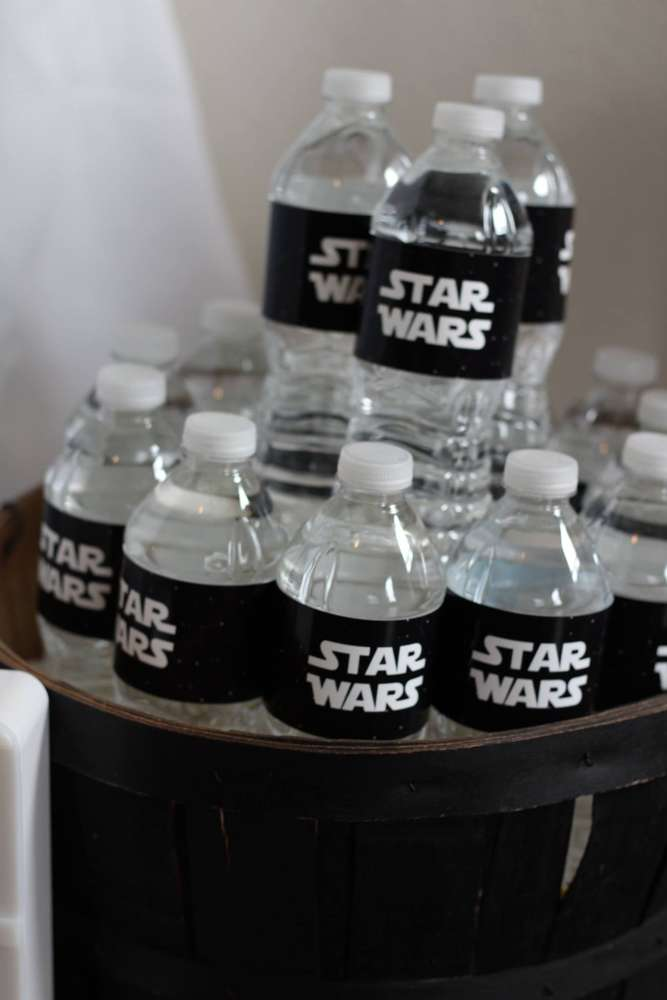 star wars birthday party ideas photo 1 of 25 catch my party. Black Bedroom Furniture Sets. Home Design Ideas