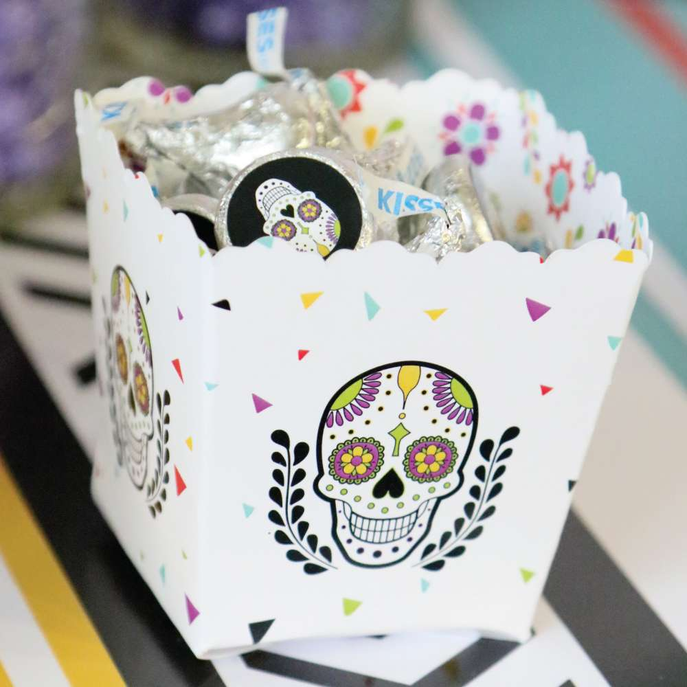 Day of the Dead Halloween Party Ideas | Photo 1 of 14 | Catch My Party