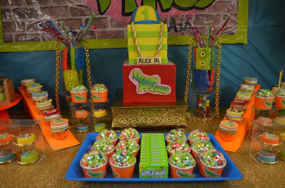 The Fresh Prince Of Bel Air Birthday Party Ideas Photo 4