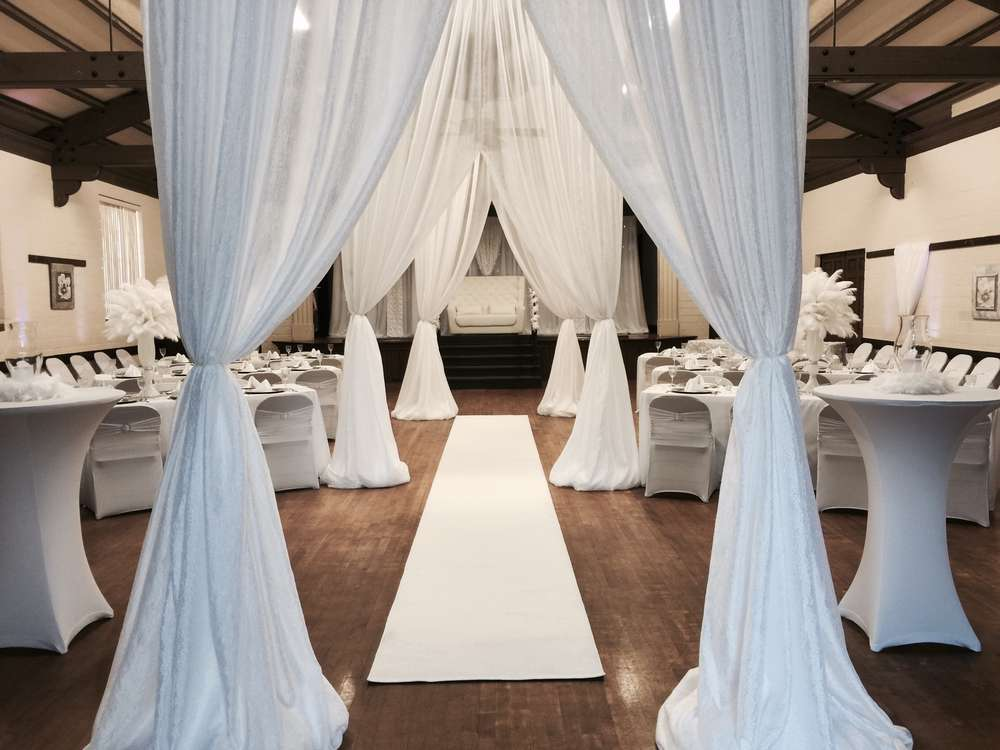 All White Party Birthday Party Ideas Photo 6 Of 11 Catch My Party