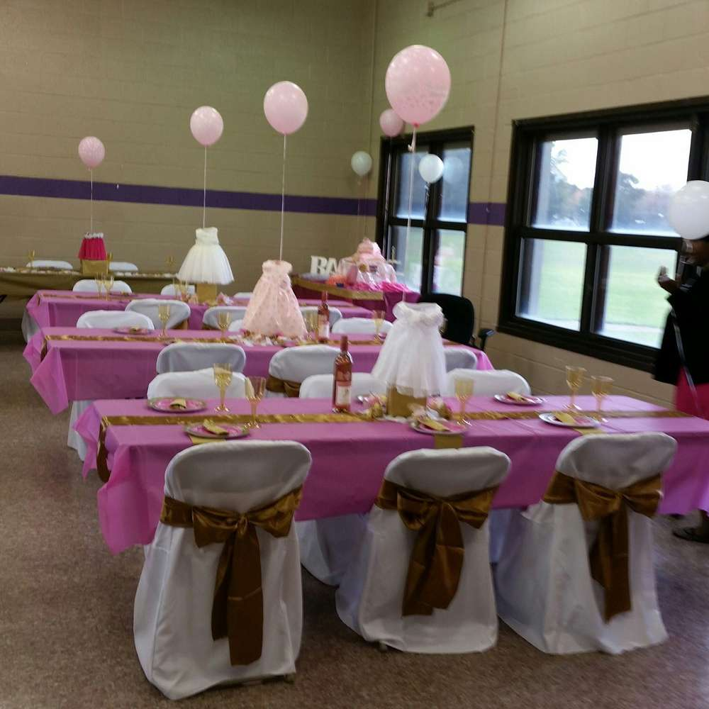 Royal Princess Baby Shower Baby Shower Party Ideas